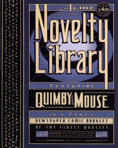 Cover for Acme Novelty Library (Fantagraphics, 1993 series) #2