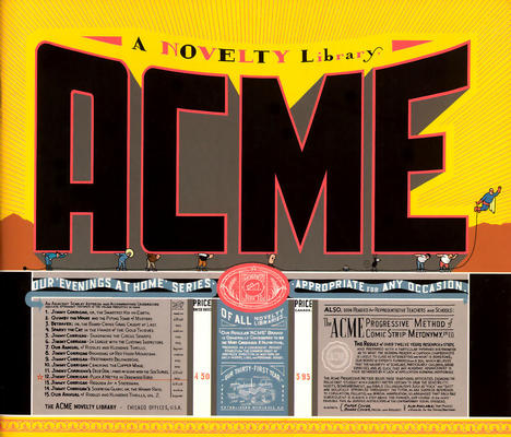 Cover for Acme Novelty Library (Fantagraphics, 1993 series) #12