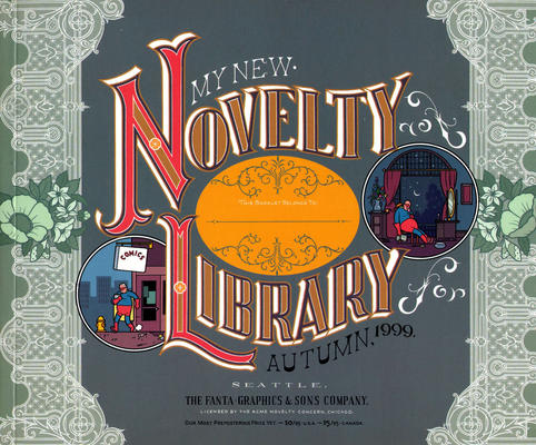 Cover for Acme Novelty Library (Fantagraphics, 1993 series) #13