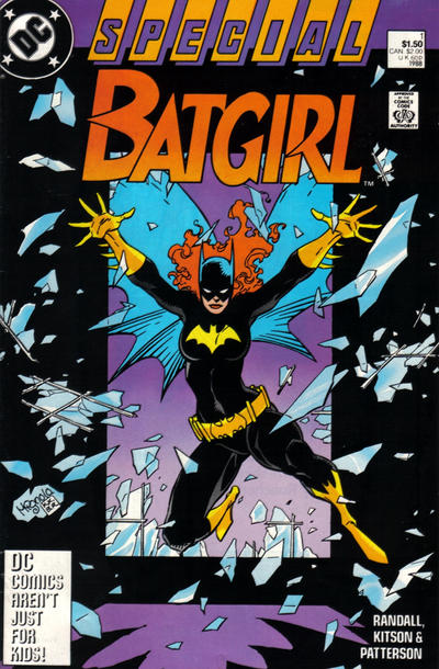 Cover for Batgirl Special (DC, 1988 series) #1 [Direct]