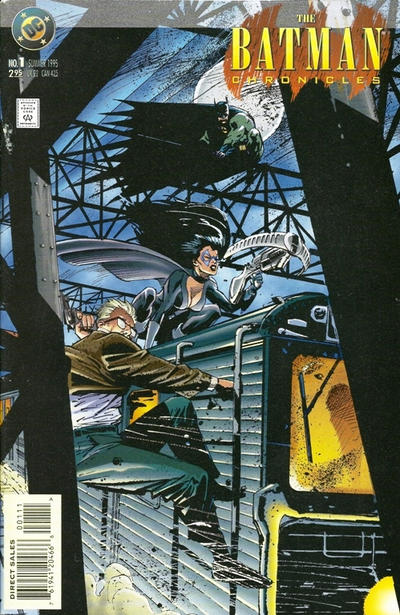 Cover for The Batman Chronicles (DC, 1995 series) #1 [Direct Sales]