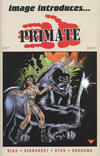 Cover for Image Introduces...Primate (Image, 2001 series) #1 [Cover B]