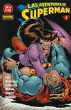 Cover for Las Aventuras de Superman (NORMA Editorial, 2002 series) #8