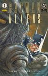 Cover for Batman / Aliens (NORMA Editorial, 2001 series) #2