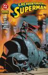 Cover for Las Aventuras de Superman: Mundos en guerra (NORMA Editorial, 2004 series) #3