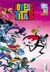 Cover for Jovens Titãs (Panini Brasil, 2005 series) #12