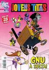 Cover for Jovens Titãs (Panini Brasil, 2005 series) #16