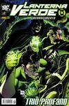 Cover for Lanterna Verde: Renascimento (Panini Brasil, 2005 series) #2