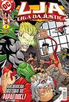 Cover for Liga da Justiça (Panini Brasil, 2002 series) #2
