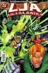 Cover for Liga da Justiça (Panini Brasil, 2002 series) #10