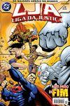 Cover for Liga da Justiça (Panini Brasil, 2002 series) #17