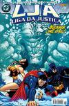 Cover for Liga da Justiça (Panini Brasil, 2002 series) #18