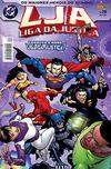 Cover for Liga da Justiça (Panini Brasil, 2002 series) #20