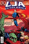 Cover for Liga da Justiça (Panini Brasil, 2002 series) #25