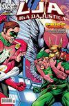 Cover for Liga da Justiça (Panini Brasil, 2002 series) #38