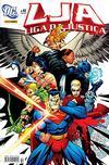 Cover for Liga da Justiça (Panini Brasil, 2002 series) #42