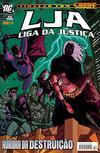 Cover for Liga da Justiça (Panini Brasil, 2002 series) #52