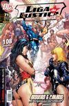 Cover for Liga da Justiça (Panini Brasil, 2002 series) #71