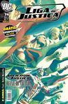 Cover for Liga da Justiça (Panini Brasil, 2002 series) #74