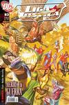 Cover for Liga da Justiça (Panini Brasil, 2002 series) #83