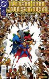 Cover for Liga da Justiça: O Desenho da TV (Panini Brasil, 2003 series) #4