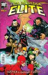 Cover for Liga da Justiça Elite (Panini Brasil, 2006 series) #1