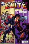 Cover for Liga da Justiça Elite (Panini Brasil, 2006 series) #2