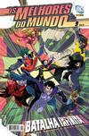 Cover for Os Melhores do Mundo (Panini Brasil, 2007 series) #9