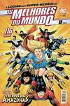 Cover for Os Melhores do Mundo (Panini Brasil, 2007 series) #13