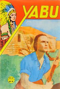 Cover Thumbnail for Yabu (Semrau, 1955 series) #39