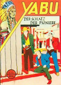 Cover Thumbnail for Yabu (Semrau, 1955 series) #40