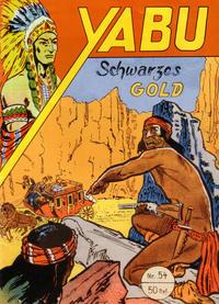 Cover Thumbnail for Yabu (Semrau, 1955 series) #54
