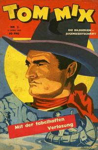 Cover Thumbnail for Tom Mix (Serieförlaget [1950-talet], 1953 series) #2/1953