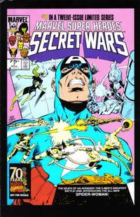 Cover Thumbnail for Hasbro / Secret Wars (Marvel, 2009 series) #7