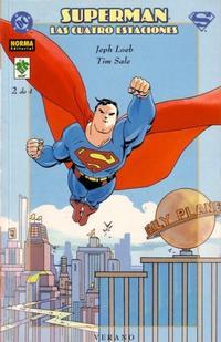 Cover Thumbnail for Superman: Las cuatro estaciones (NORMA Editorial, 2001 series) #2