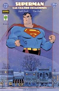 Cover Thumbnail for Superman: Las cuatro estaciones (NORMA Editorial, 2001 series) #4