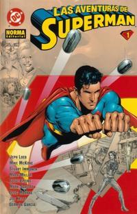 Cover Thumbnail for Las Aventuras de Superman (NORMA Editorial, 2002 series) #1