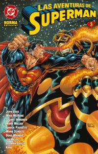 Cover Thumbnail for Las Aventuras de Superman (NORMA Editorial, 2002 series) #3