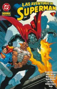 Cover Thumbnail for Las Aventuras de Superman (NORMA Editorial, 2002 series) #5
