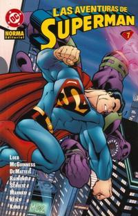 Cover Thumbnail for Las Aventuras de Superman (NORMA Editorial, 2002 series) #7