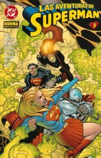 Cover Thumbnail for Las Aventuras de Superman (NORMA Editorial, 2002 series) #9
