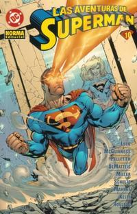 Cover Thumbnail for Las Aventuras de Superman (NORMA Editorial, 2002 series) #10