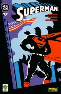 Cover Thumbnail for Superman (NORMA Editorial, 2001 series) #1