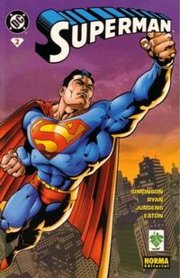 Cover Thumbnail for Superman (NORMA Editorial, 2001 series) #2