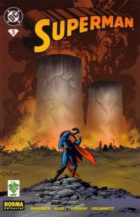 Cover Thumbnail for Superman (NORMA Editorial, 2001 series) #3