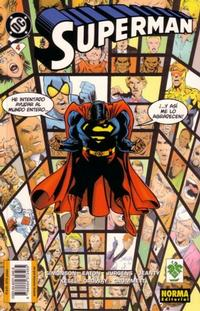 Cover Thumbnail for Superman (NORMA Editorial, 2001 series) #4
