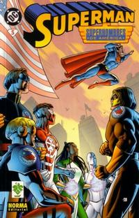 Cover Thumbnail for Superman (NORMA Editorial, 2001 series) #5
