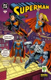 Cover Thumbnail for Superman (NORMA Editorial, 2001 series) #6