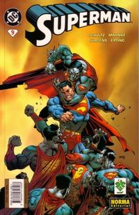 Cover Thumbnail for Superman (NORMA Editorial, 2001 series) #9