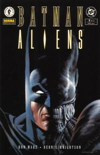 Cover Thumbnail for Batman / Aliens (NORMA Editorial, 2001 series) #1